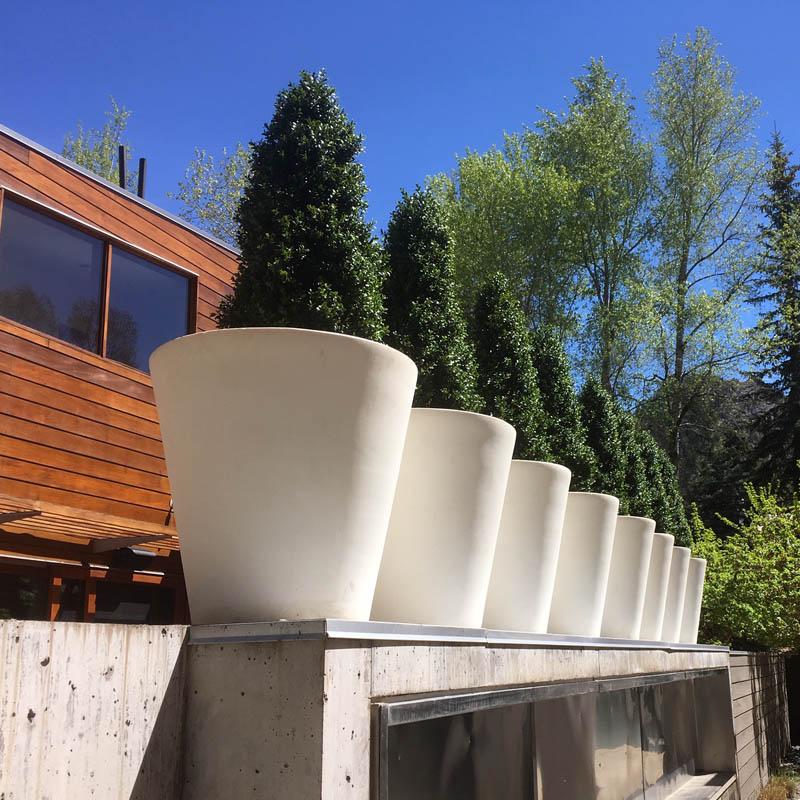 Summer Exterior Gardening Service