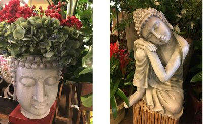 Unique Sculptures for Indoor Gardening
